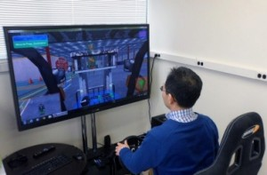 Forklift Truck Driver Simulator