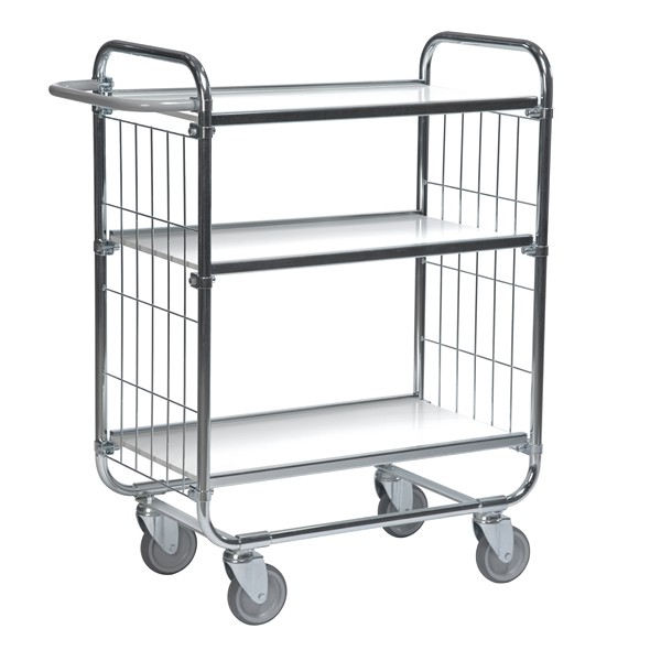 Flexible Shelf Trolley