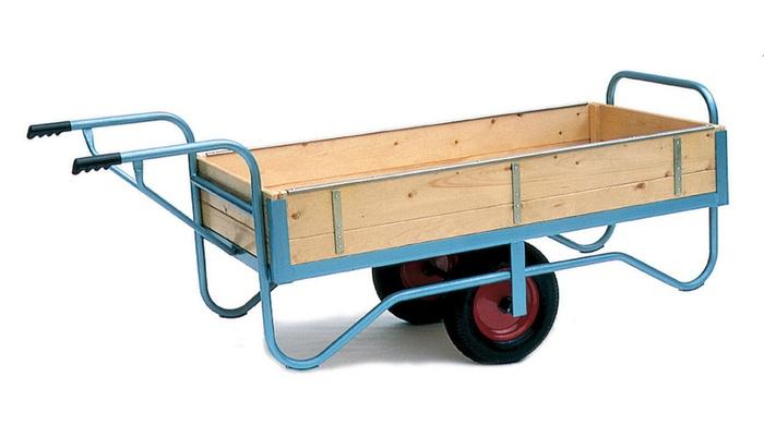 Single/Double Handle Balance Trolley