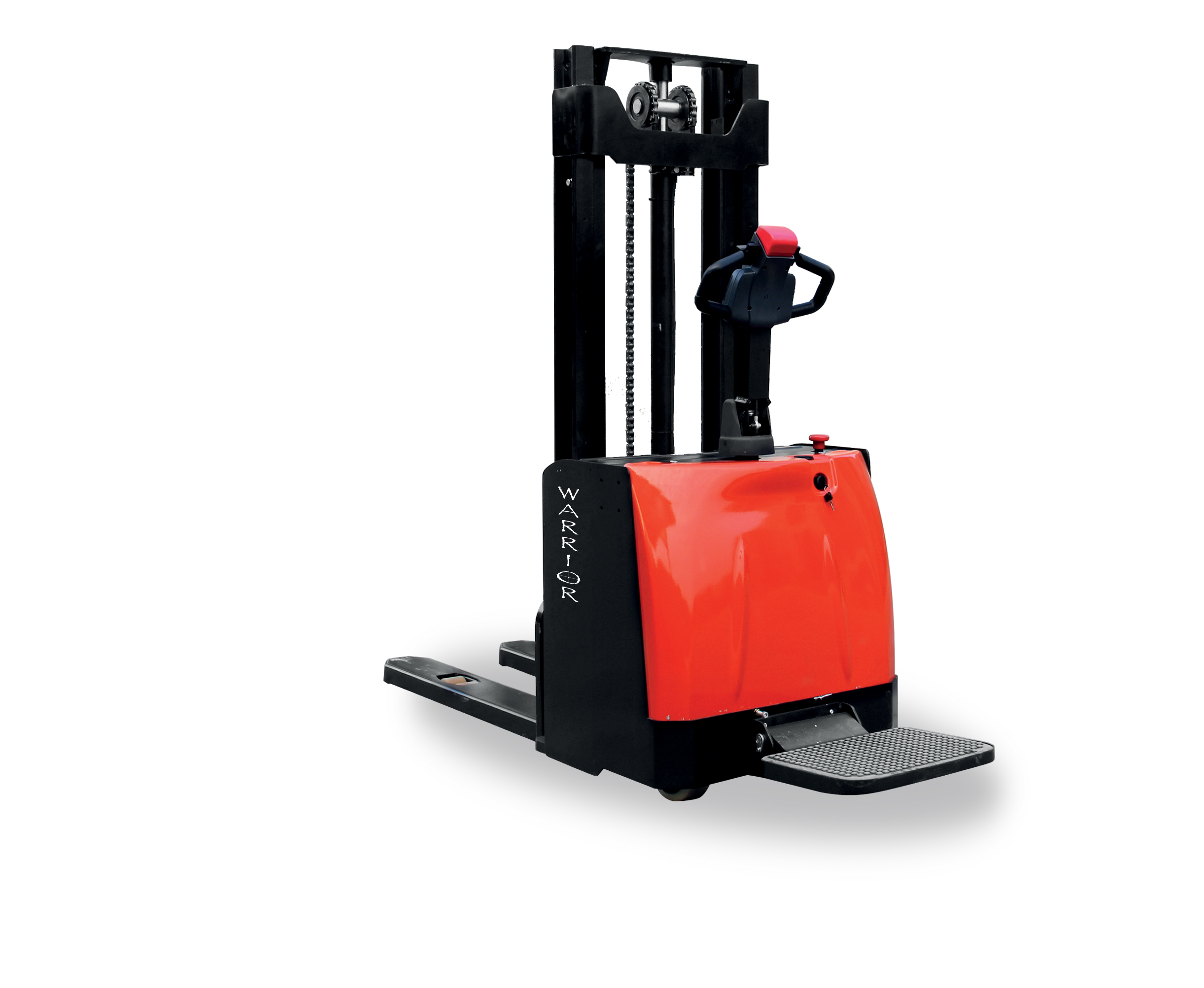 Warrior Eco 1200kg Powered Stacker