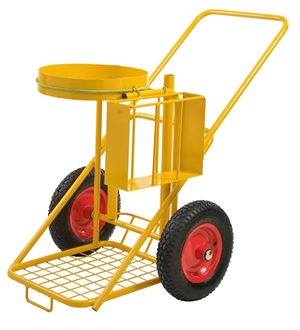 Warrior 150kg Janitorial Cleaner Trolley