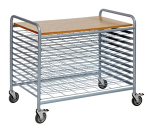Warrior Drying Trolley - 32.5Kg Weight