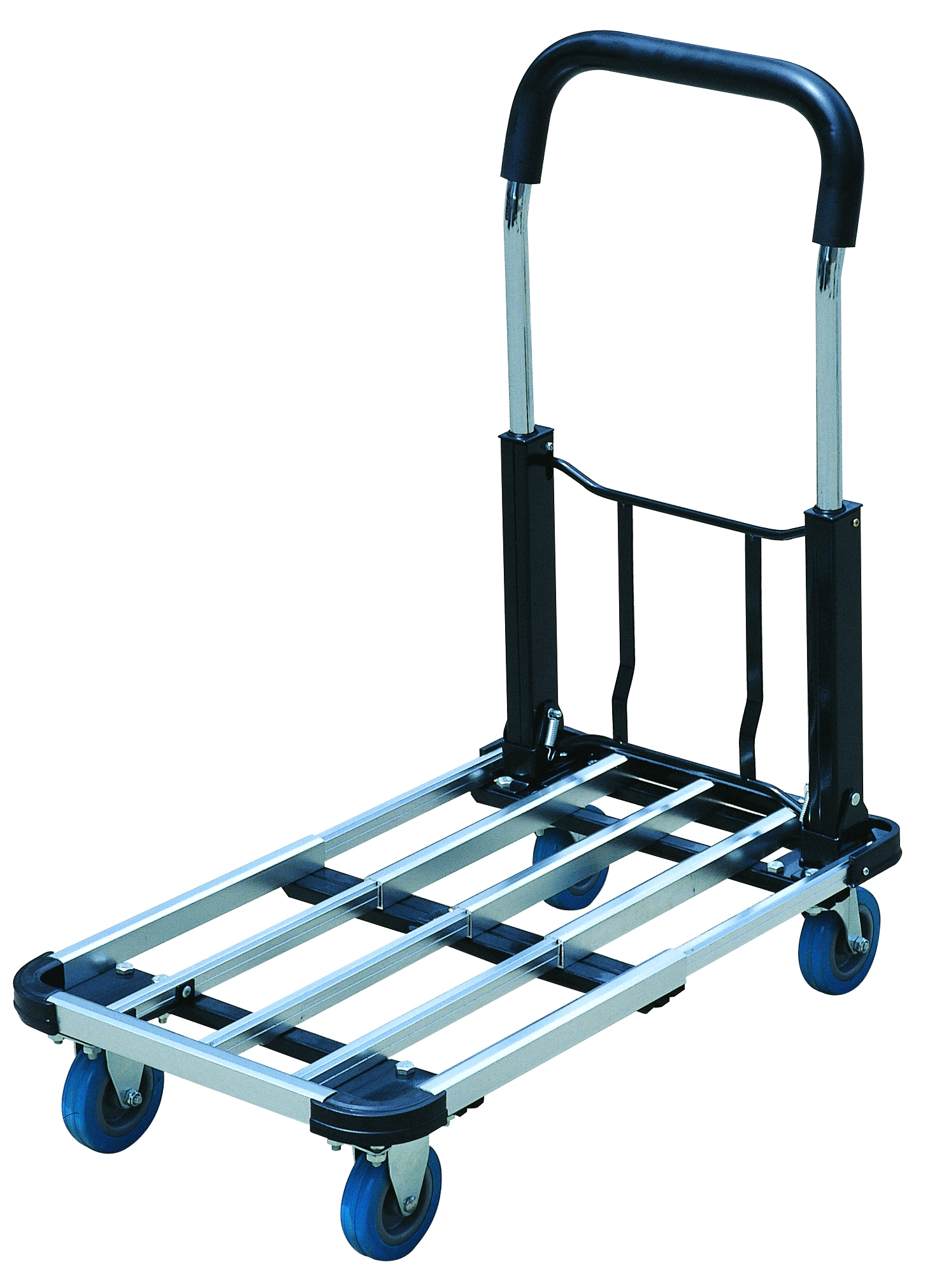 Warrior 150kg Aluminium Folding & Extendable Platform Truck