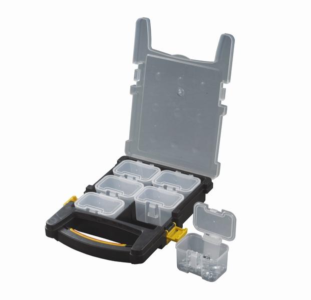 Warrior Topstore Assortment Case - 6 Compartments
