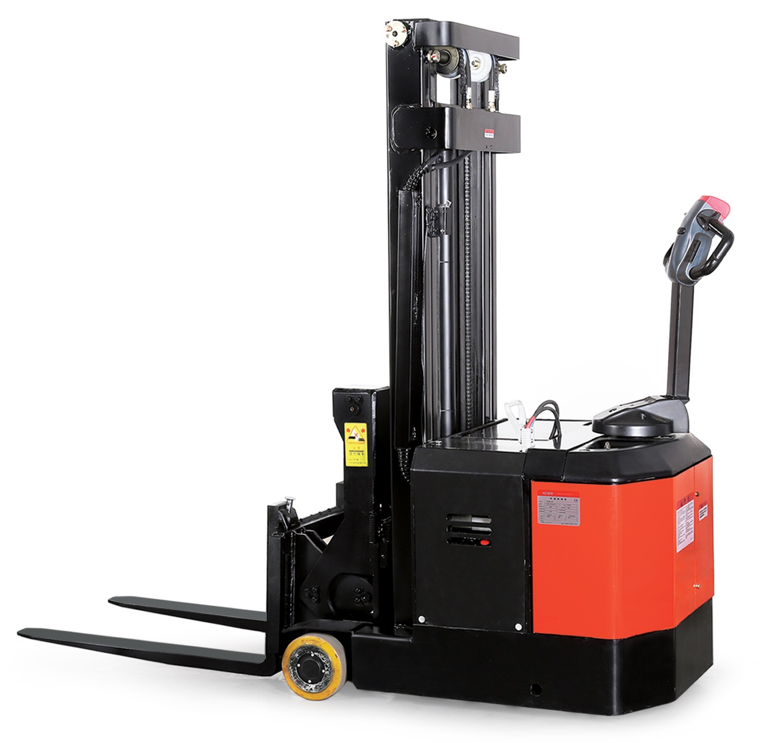 Warrior 600kg Mini Counterbalanced Stacker