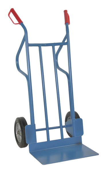 Tiger Eco 350kg Professional Heavy Duty Sack Truck (Solid Tyres) 21kg