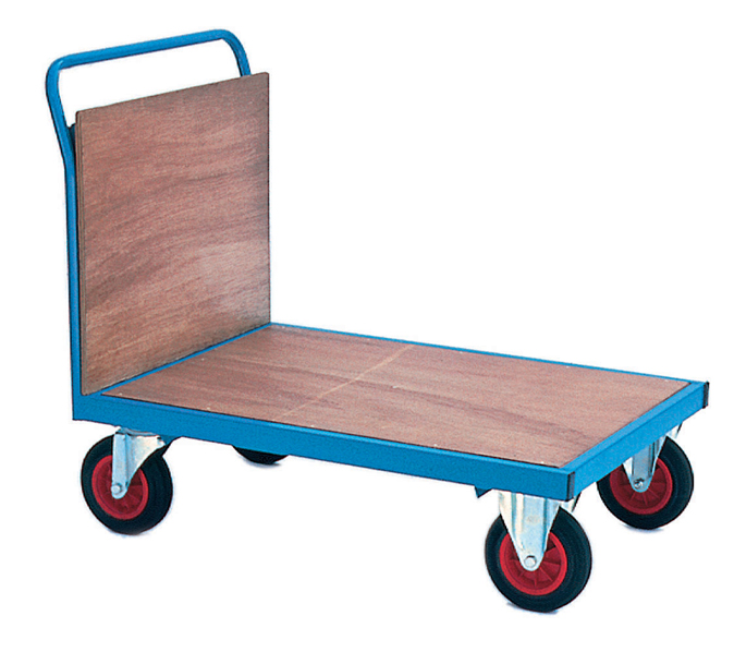 Warrior Single Ended Firm Loading Trolley (B)