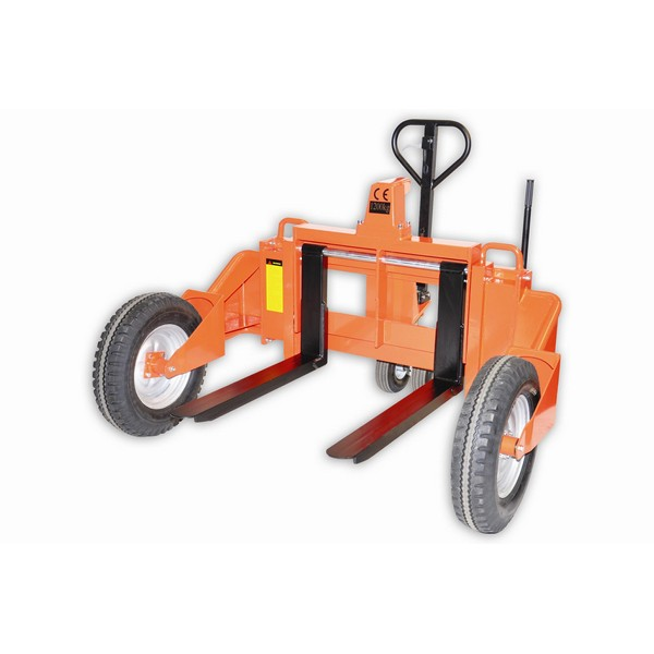 Warrior Rough Terrain Pallet Truck
