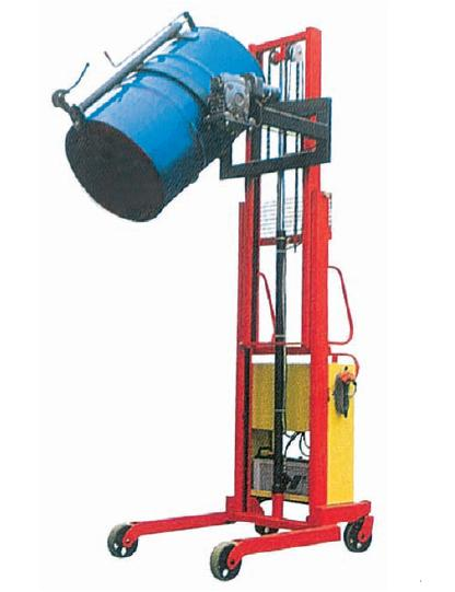 Warrior Semi Electric Tipping Drum Lifter