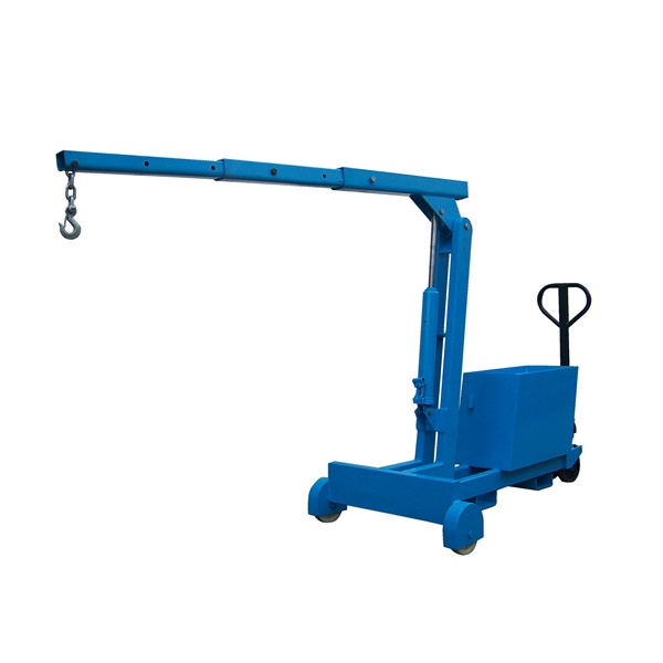 Tiger Counterbalanced 550Kg Mobile Workshop Crane