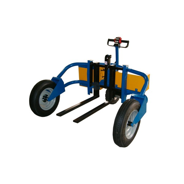 Tiger Rough Terrain Powered Pallet Truck