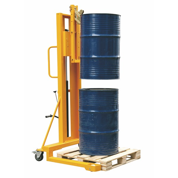 Warrior Vertical Drum Stacker