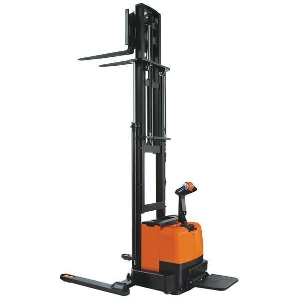 Tiger HD 1500kg 2815mm Full Electric Straddle Stacker