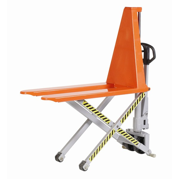 Warrior Manual High Lift Pallet Truck 1000kg