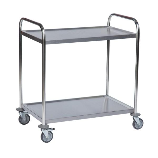 Warrior Stainless Steel Trolley (KM 60354)