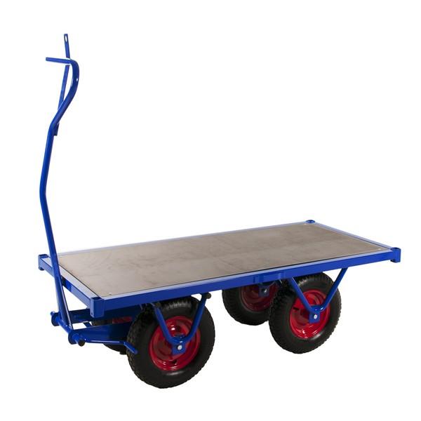 Warrior Heavy Duty Trolley 1500 x 700 x 460 mm