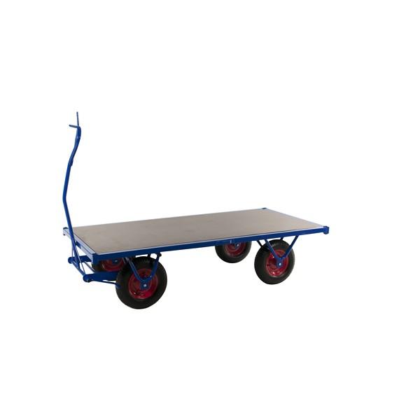 Warrior Heavy Duty Trolley 2500 x 1000 x 460 mm