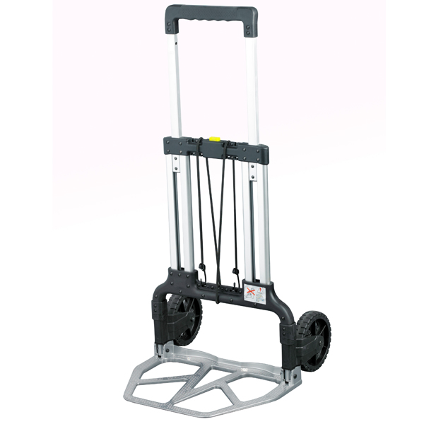 Warrior 125kg Telescopic Folding Sack Truck