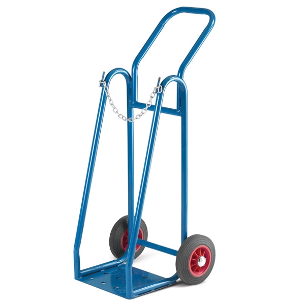 Warrior 150kg Propane Cylinder Trolley