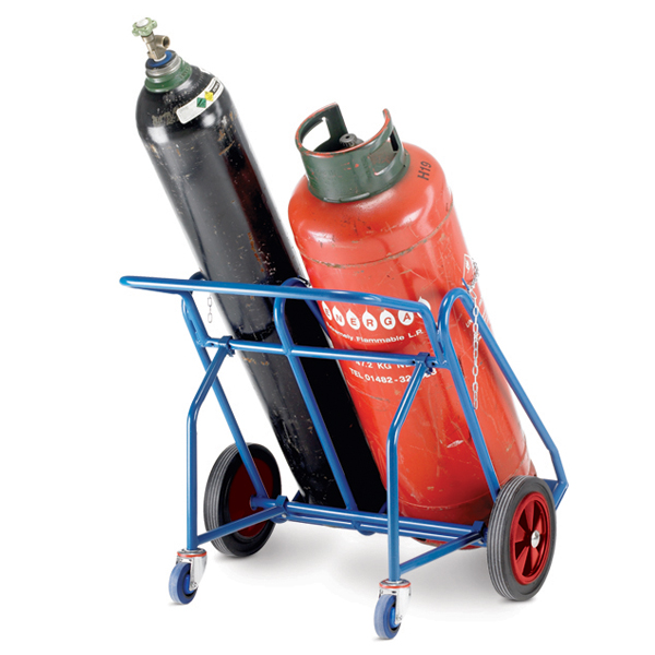 Warrior Oxygen Acetylene Rear Wheel Attachment