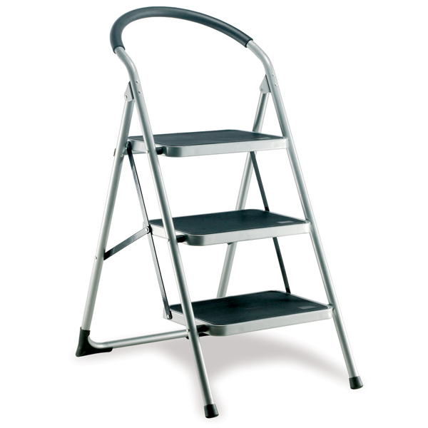 Warrior 3 Tread Step Ladders