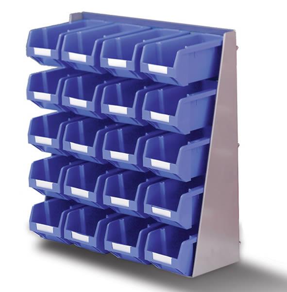 Warrior Topstore Bench Stand (Blue)
