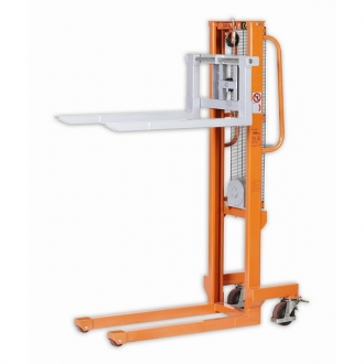 Warrior Manual Winch Stacker