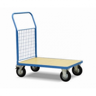 Warrior 500Kg Heavy Duty Mesh Sided Platform Truck