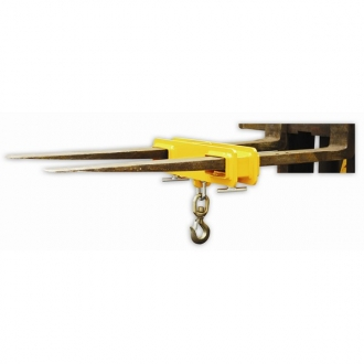 Warrior Fork Adapter Lifting Beam 2500Kg