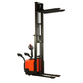 Warrior HD 1500kg 3515mm Full Electric Pallet Stacker