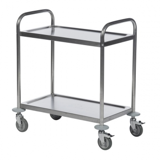 Warrior Stainless Steel Trolley (KM 60350)