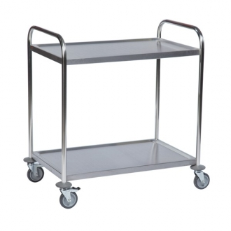 Warrior Stainless Steel Trolley (KM 60354)