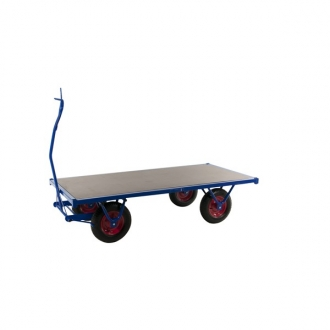 Warrior Heavy Duty Trolley 2500 x 1000 x 460 mm
