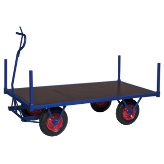 Warrior Heavy Duty Trolley 2000 x 1000 x 460 mm