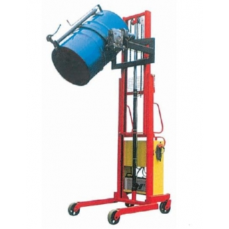 Tiger Semi Electric Tipping Drum Lifter