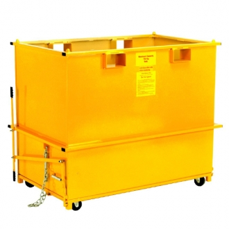 Warrior 1.0m3 Heavy Duty Handy Bin