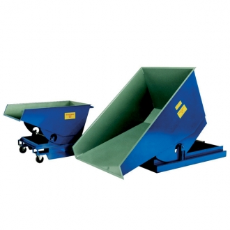 Warrior 1250kg (b) Heavy Duty Skip