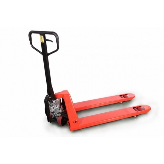 EasyRoller The pallet truck with extra umph!