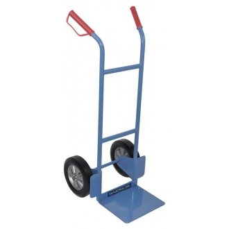 Warrior Eco 200kg Professional Heavy Duty Sack Truck (Solid Tyres) 14kg