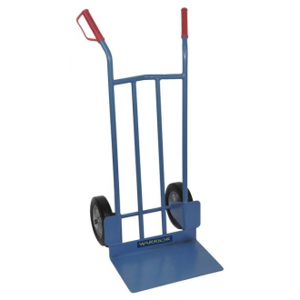 Warrior Eco 250kg Professional Heavy Duty Sack Truck (Solid Tyres) 17.5kg