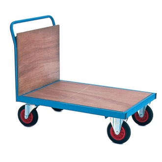 Warrior Single Ended Firm Loading Trolley (A)