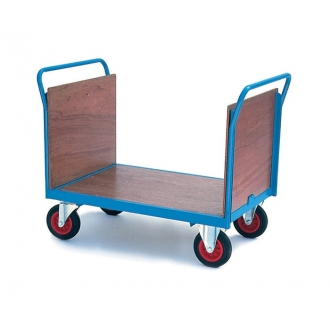 Warrior Double Ended Firm Loading Trolley (A)