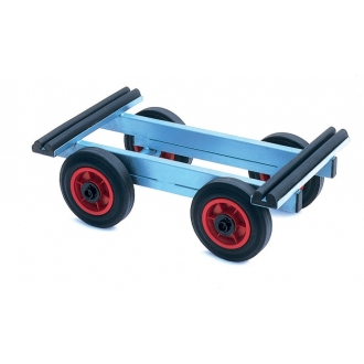 Warrior Heavy Duty Dolly Truck (Roller Bearing)