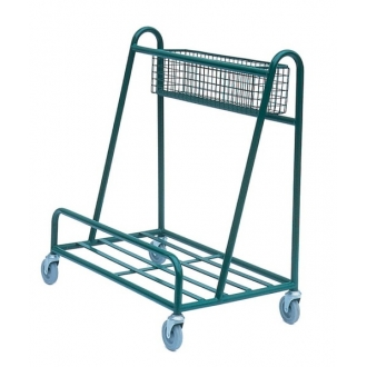 Warriior 200kg Sheet Material Trolley
