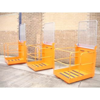 Warrior Access Platform (Side Gate 950 x 950 x 2120mm)