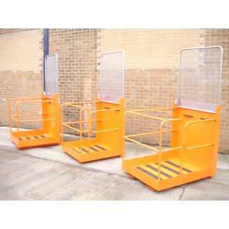 Warrior Access Platform (Side Gate 1250 x 950 x 2120mm)