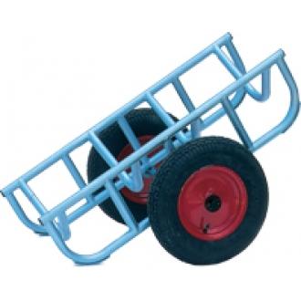 Warrior Heavy Duty Load Truck c/w 200mm Rubber Cushion Wheels