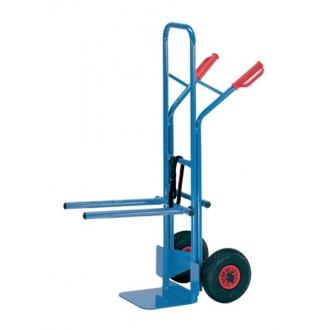 Warrior 300kg Adjustable Arm Chair Trolley