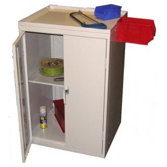 Warrior Tool Cabinet c/w 1 Shelf