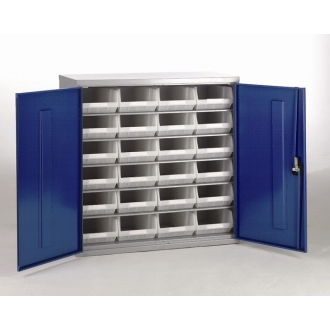 Warrior Topstore Container Cabinet c/w 5 Shelves